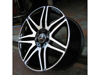 "Wanted Mercedes AMG 18"" alloy wheels 5x112"
