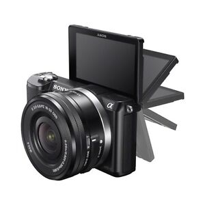 Sony a5000 body only Kitchener / Waterloo Kitchener Area image 1