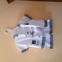 Baby boy clothes from birth to 12 months
