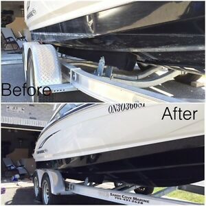 Top-notch mobile detailing , cars RVs and boats