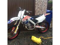 Honda cr 250 2001