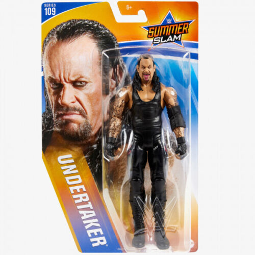 WWE Mattel Undertaker Series 109 Basic Figure