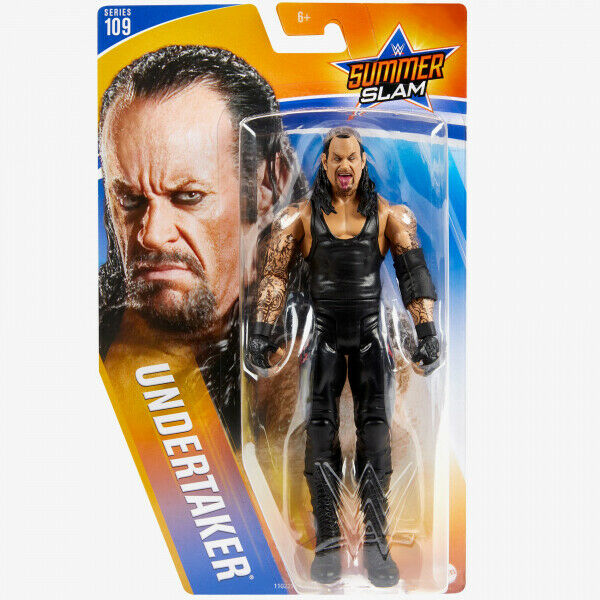 WWE Mattel Undertaker Series 109 Basic Figure