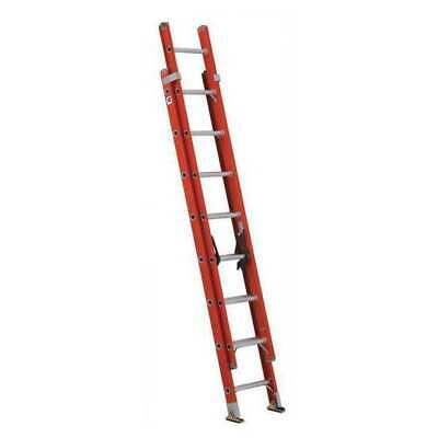 Louisville Fe3216 Extension Ladder Fiberglass 16 Ft. Type Ia