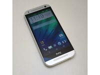 HTC One Mini 2 16GB 4G LTE Silver UNLOCKED