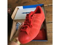 Adidas Allstars trainers Brand new size 8