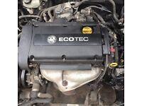 Vauxhall astra 1.6 engine mk5