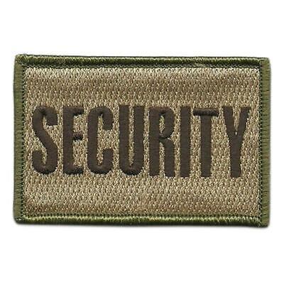 VELCRO® BRAND Hook Fastener Compatible Patch Security Multitan 3x2