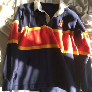 Queen's Rugby Shirt sz small