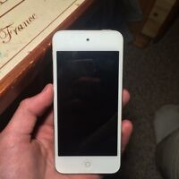 Mint Grey iPod touch 5th generation.