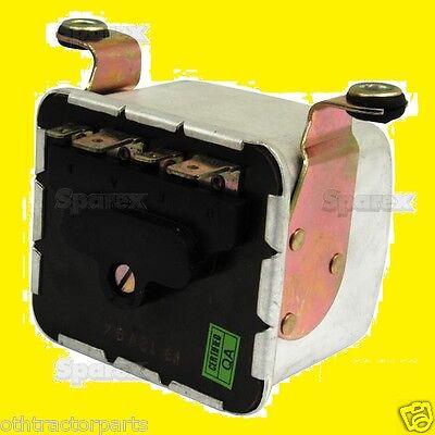 Ford Fordson E27n10505f 81718302 Super Power Major Dexta Voltage Regulator
