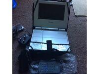 Venturer portable DVD player