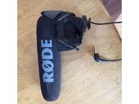 Rode shotgun mic