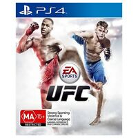 Wanted: UFC for PS4