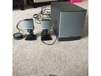 Bose Companion3 Multimedia Speaker System