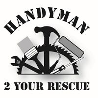 Handyman services all kinds of construction