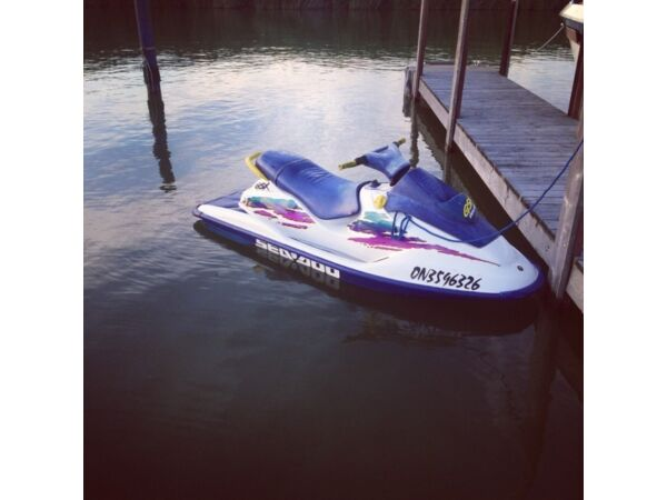 Used 1996 Sea Doo/BRP gsx 800
