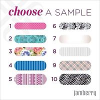 Free Jamberry samples