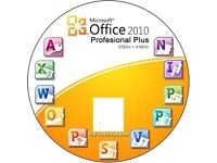 Microsoft Office Complete Suite Disc Word Excel Publisher Etc For Laptops And Pcs