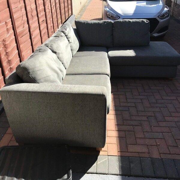 John Lewis Corner Sofa For Sale In Aberdeen Gumtree