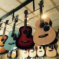 Children's guitars and lesson packages
