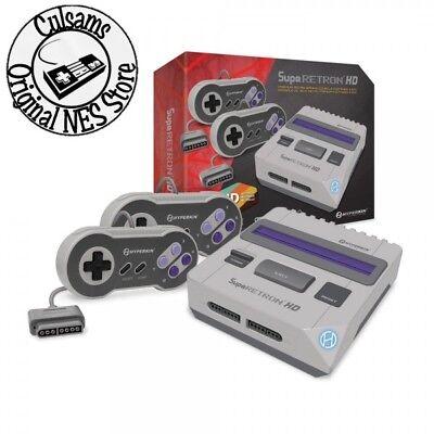 SupaRetroN HD Gaming Console for Original Classic SNES Nintendo/ Super Famicom