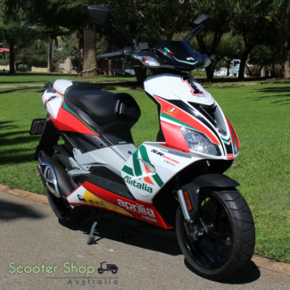 APRILIA SR 50 R MOPED! 0% FINANCE AVAILABLE! SAME DAY RIDE AWAY!