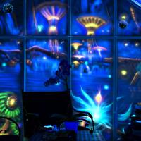 Art After Dark Event! First Ever Glow In The Dark Artwork!