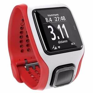 NEW TomTom Runner Cardio GPS Watch Surry Hills Inner Sydney Preview