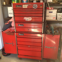 Complete Master Mechanic Tool Set for Sale Snap-On Matco