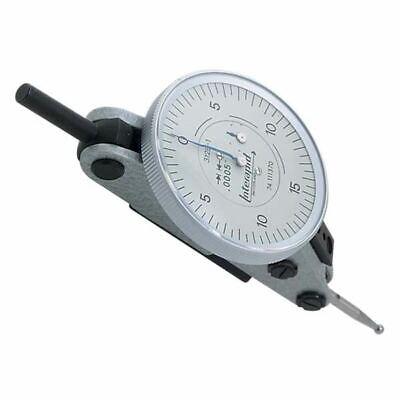Interapid 312b-1 .060 0-15-0 1-12 Dial Horizontal Dial Test Indicator