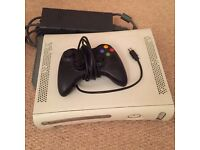 Xbox 360 60gb with controller