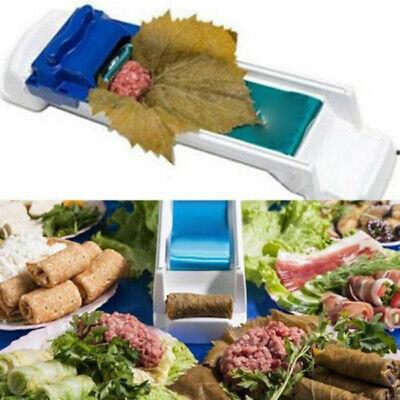 Magische Maker Sushi Roller Werkzeug Gefüllte Weinblätter Maschine Ausrollen KI Weinblätter
