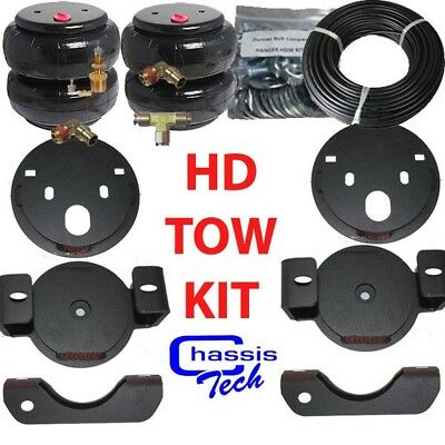 ChassisTech 2001-2010 GM HD Tow Assist AirBag Overload Suspension Airride Kit