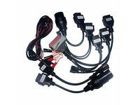 Diagnostics cable set Cars 8 Cables for AutoCom TCS CDP+ DELPHI DS150 /Diagnostic