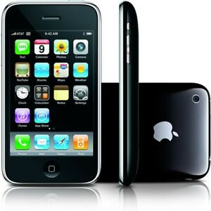 IPHONE 3GS 16GB UNLOCKED DEBLOQUE APPLE FIDO ROGERS CHATR KOODO