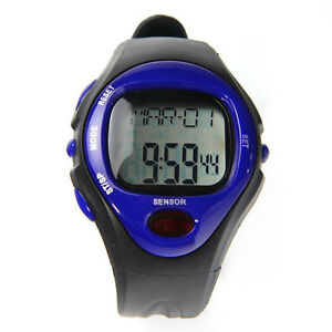 NEW Pulse Heart Rate Monitor Calories Counter Fitness Watch