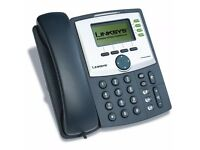 6 Cisco Linksys SPA942G IP Phone For Sale