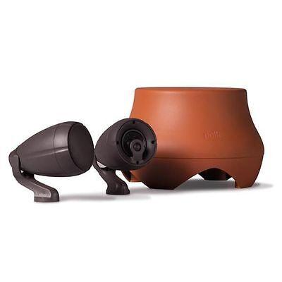 Polk Audio Atrium Garden Speaker System Outdoor Subwoofer & 2 Speakers Brand NEW