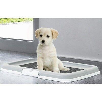 Welpentoilette WC Hundetoilette Hundeklo Puppy Trainer 60x40x4 cm