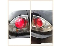 Lexus is200 rear tail brake lights geniune part