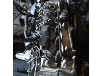 Mercedes e320 CSI engine w211