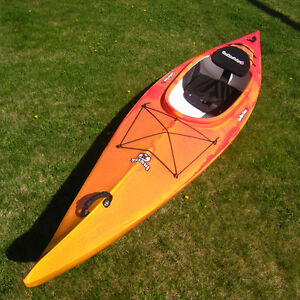 Only Used Twice, Inuvik Kayak (Accessories Included)