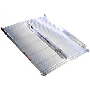 4 039 wheelchair ramp aluminum briefcase mobility portable