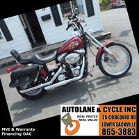 2005 Harley Davidson Dyna Wide Glide Only 3000miles AMAZING Bedford Halifax Preview