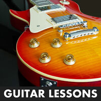Guitar Lessons – Play The Tunes You Love