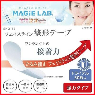 JAPAN MAGIE LAB SHO-BI FACE/FACIAL LINES-WRINKLE-SAGGING SKIN LIFT UP TAPE