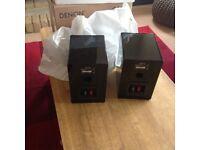 Denon speakers