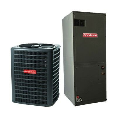 2 Ton 14 Seer Goodman Air Conditioning System GSX140241 - ARUF29B14 2 Ton Air Conditioning