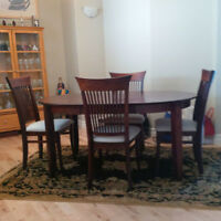 Canadel Dining Room set-price reduced
